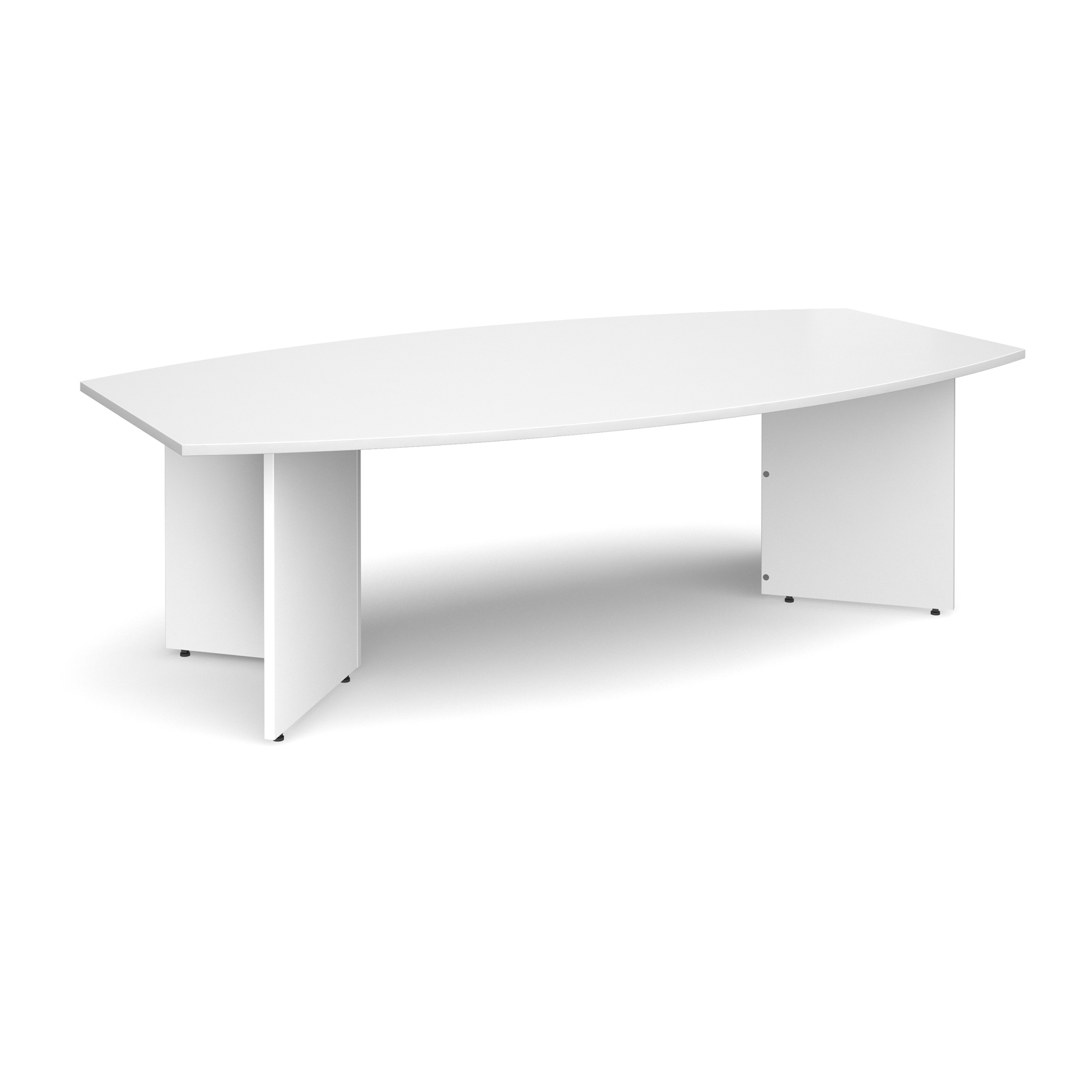 Dams Arrow Head Boardroom Table - Radial