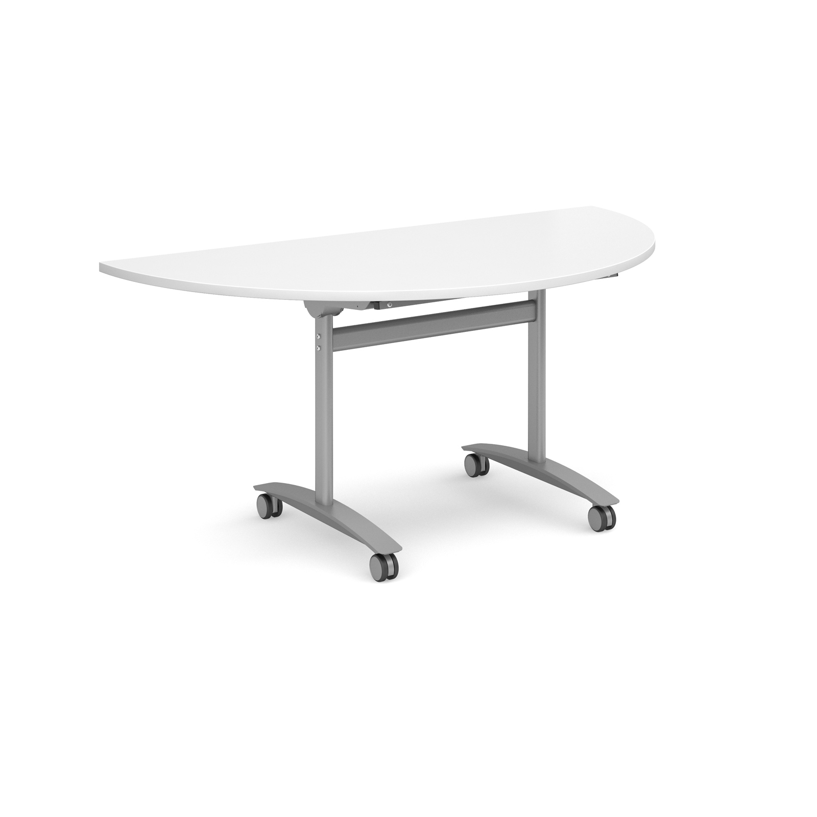 Dams Circular Fliptop Meeting Table