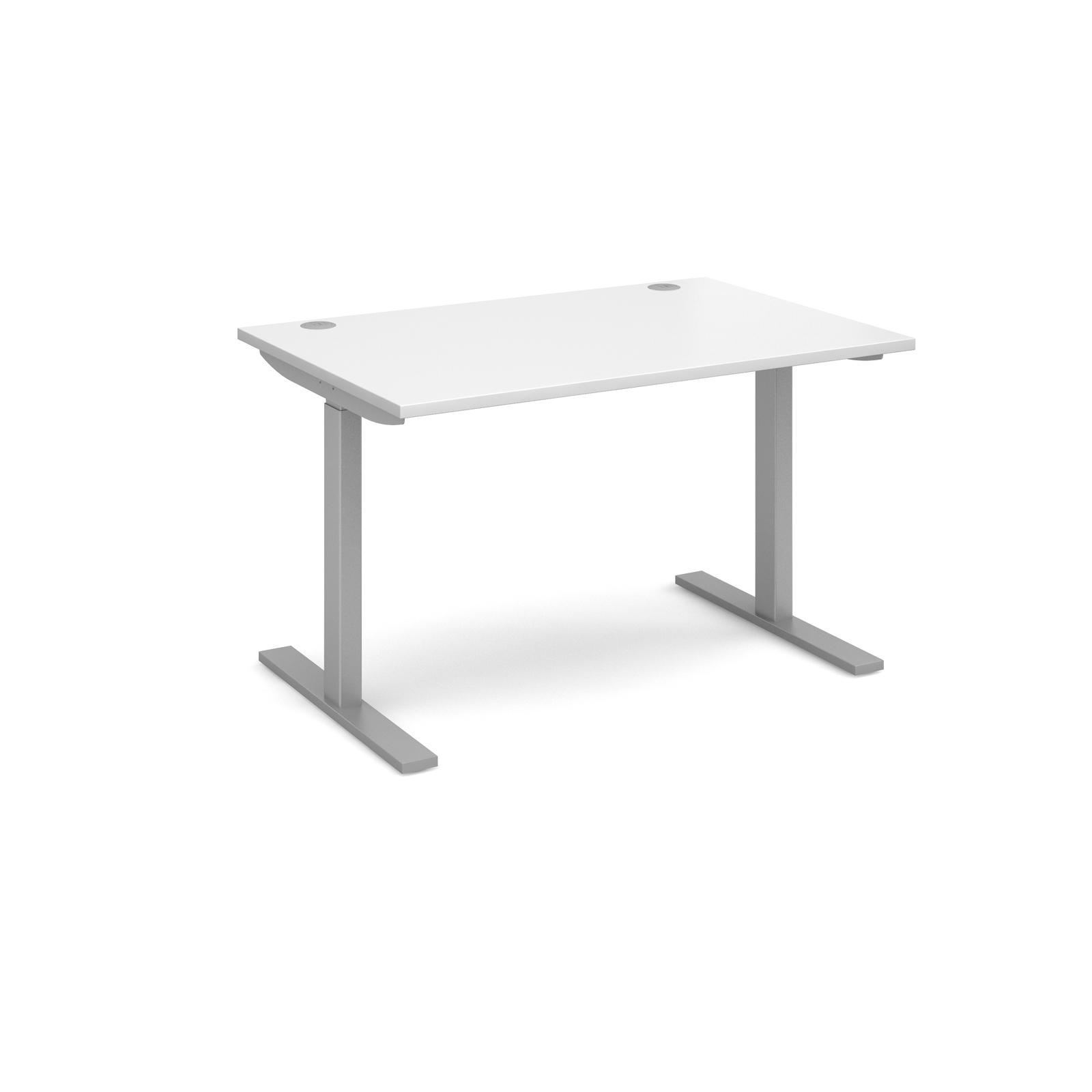 Dams Elev8 Sit-Stand Straight Desk