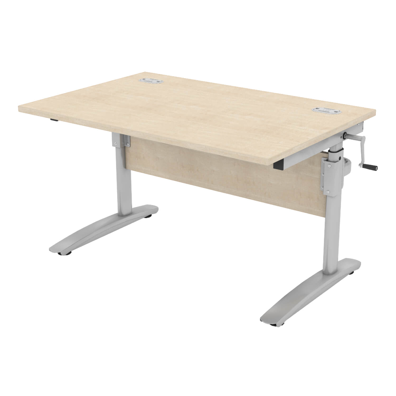 LP Height Adjustable Rectangle Desk