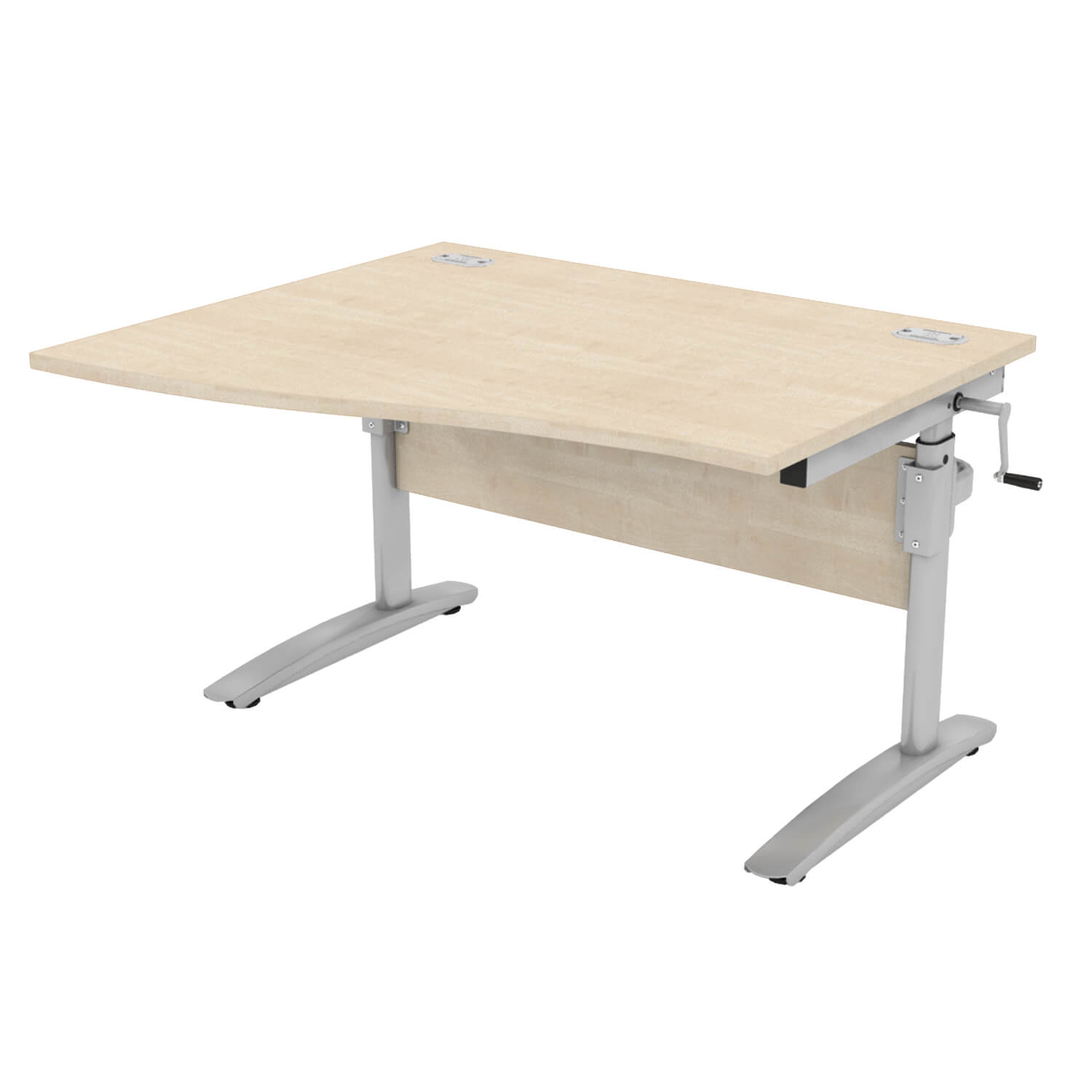LP Height Adjustable Wave Desk