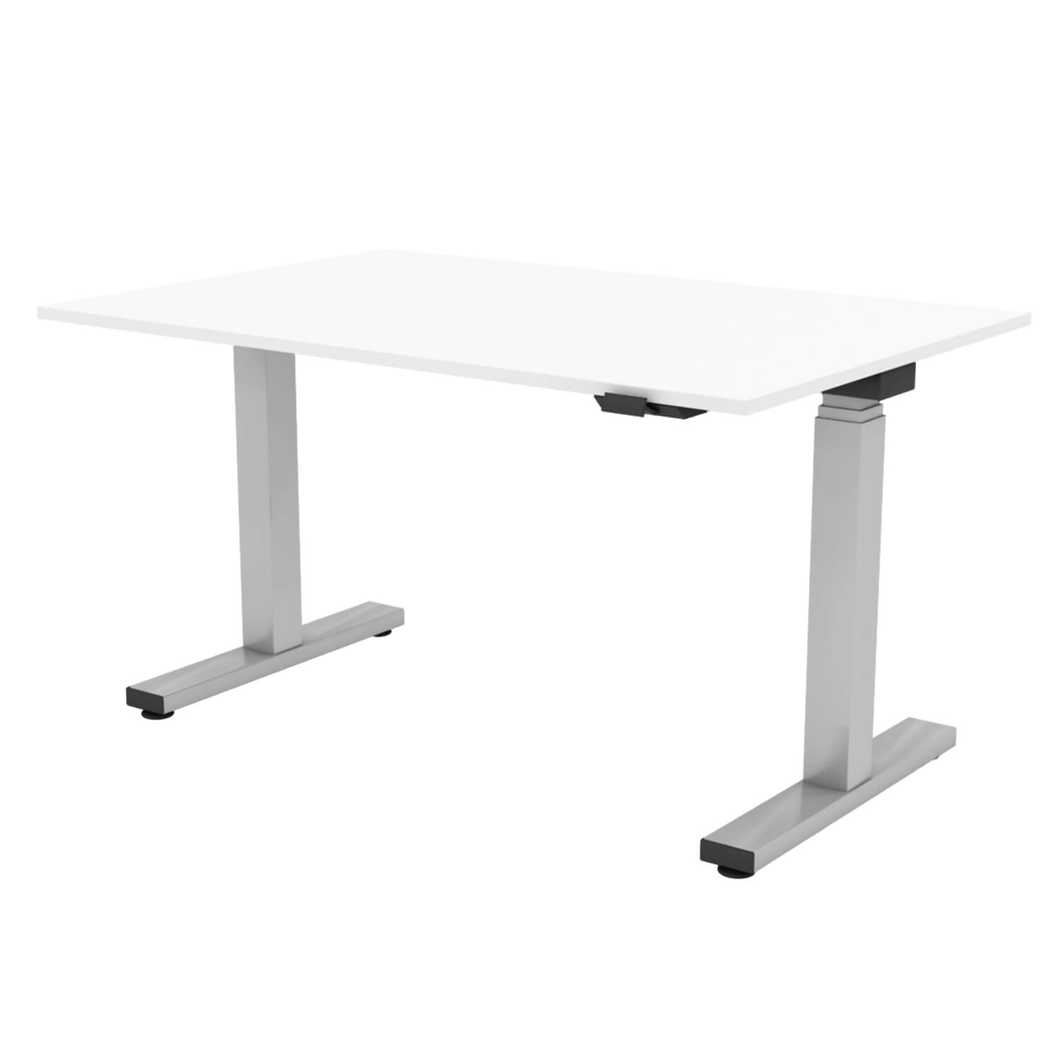 LP Sit Stand Rectangle Desk