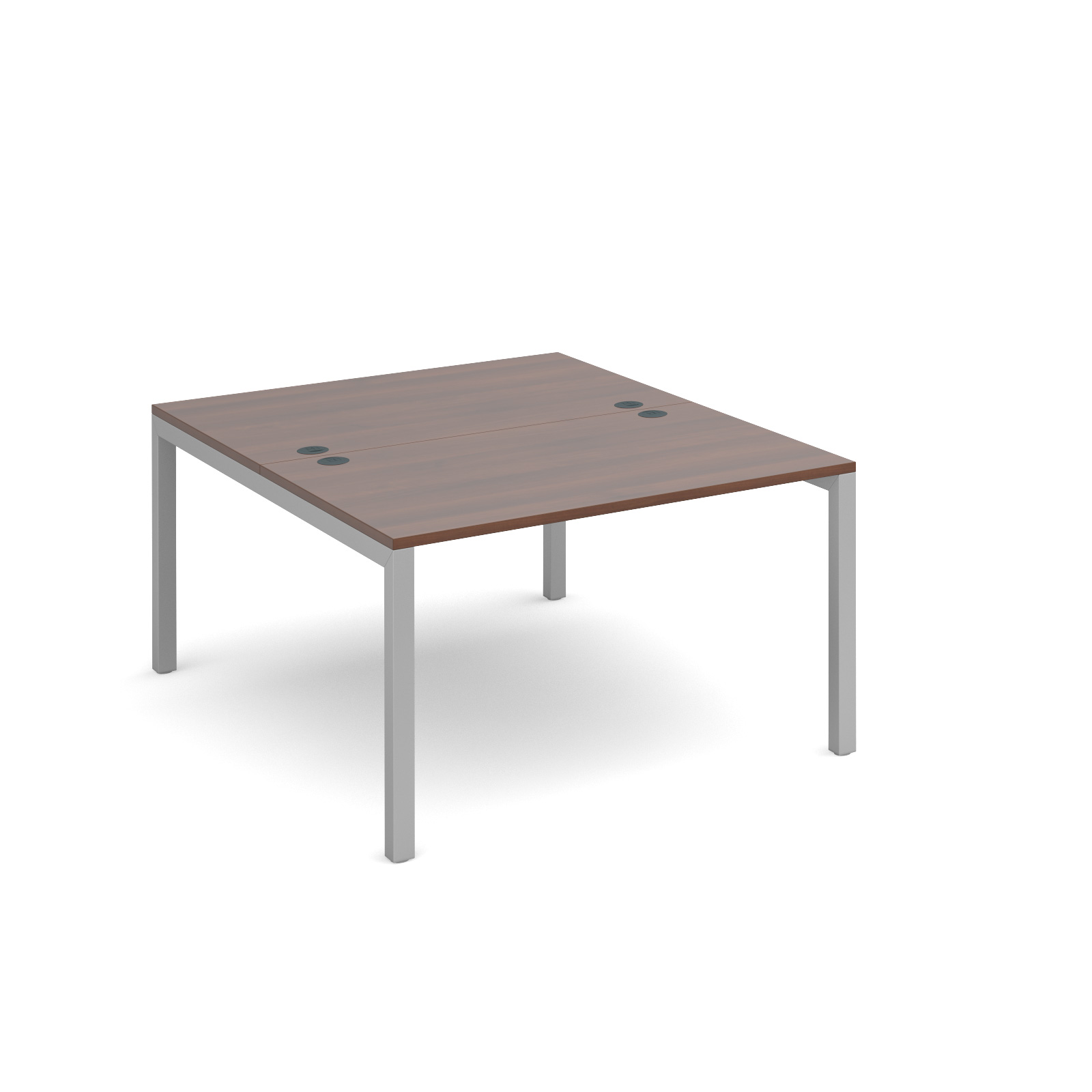 Dams Connex Walnut Bench Desk