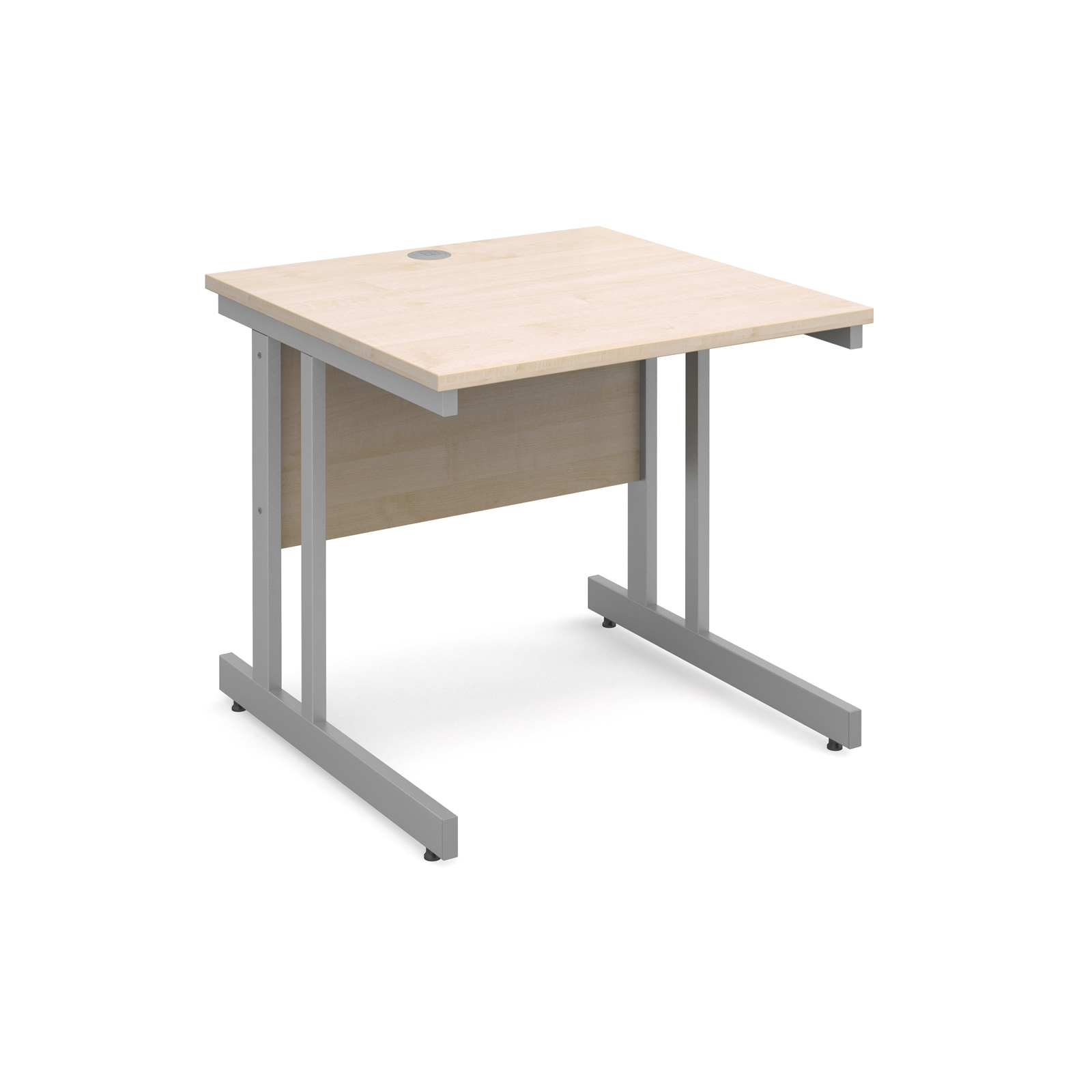 Dams Contract II Maple Desk | Straight (Momento)