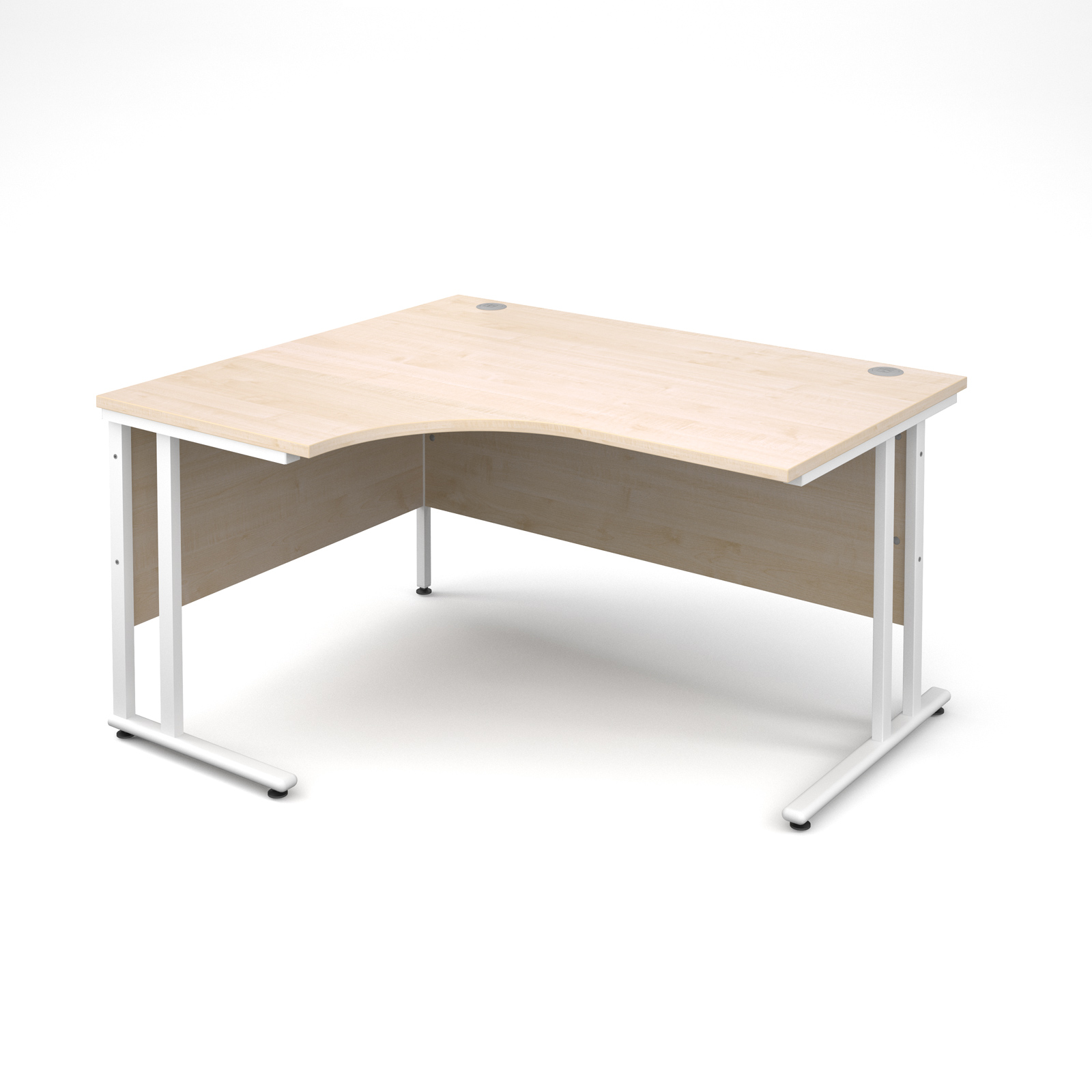 Dams Maestro 25 WL Maple Desk | Corner