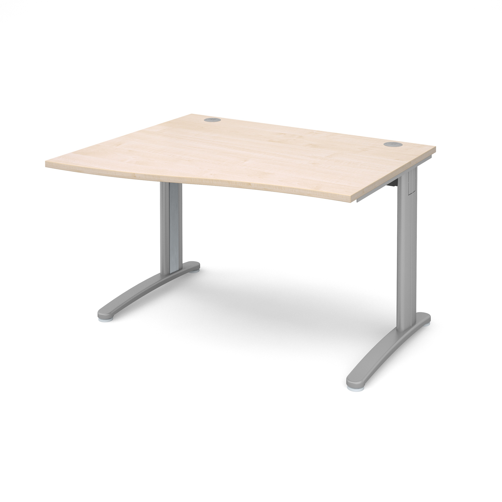 Dams TR10 Maple Desk | Wave