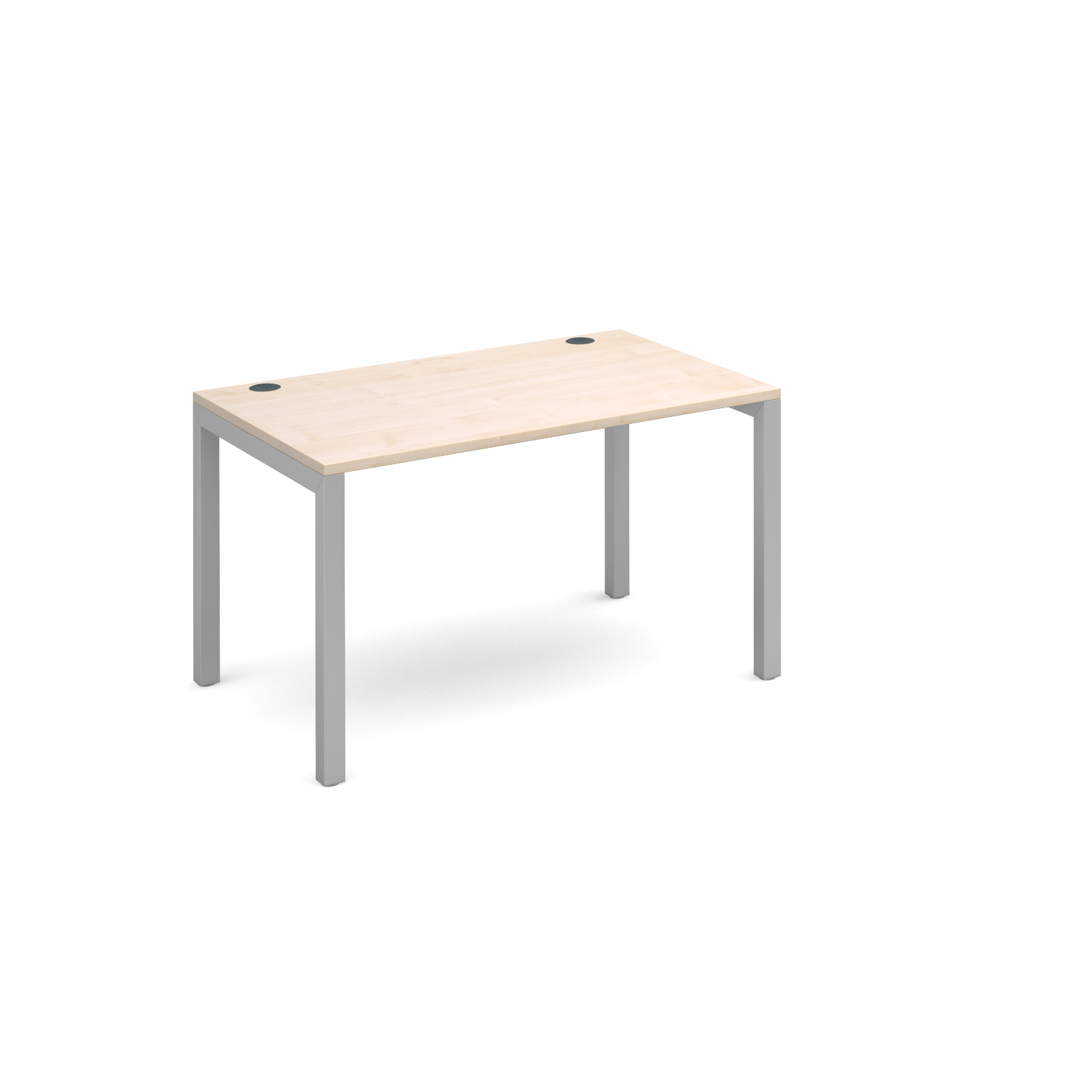 Dams Connex Maple Single Bench Desk
