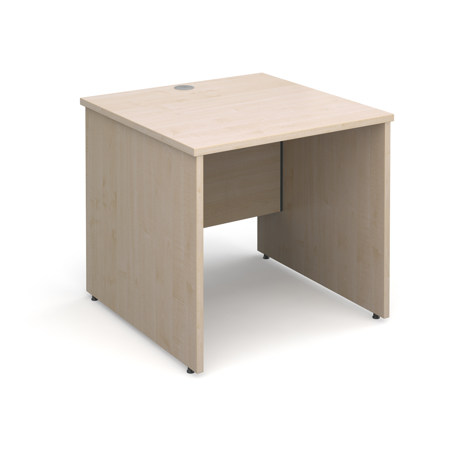 Dams Maestro 25 PL Maple Desk | Straight