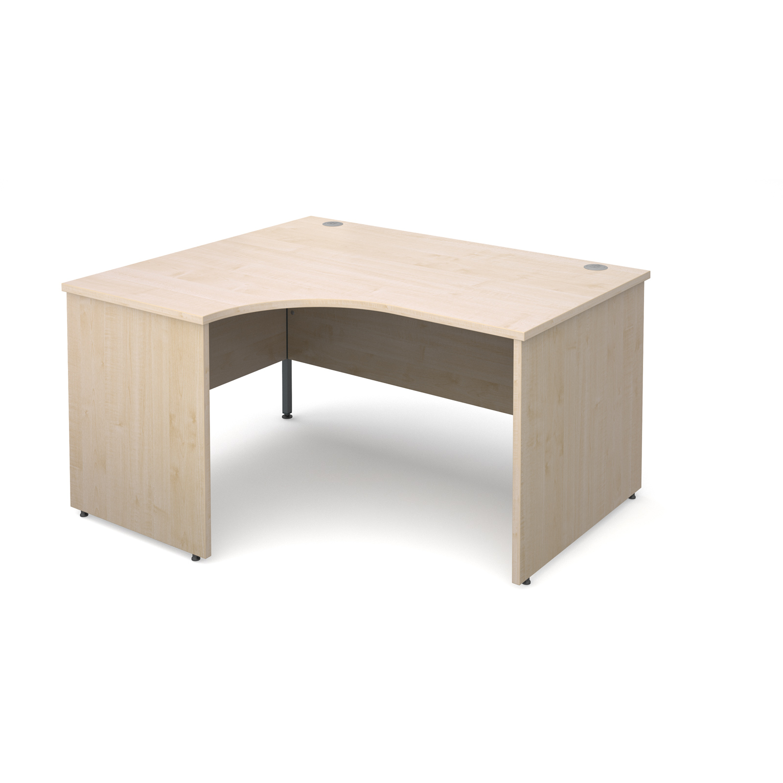 Dams Maestro 25 PL Maple Desk | Corner