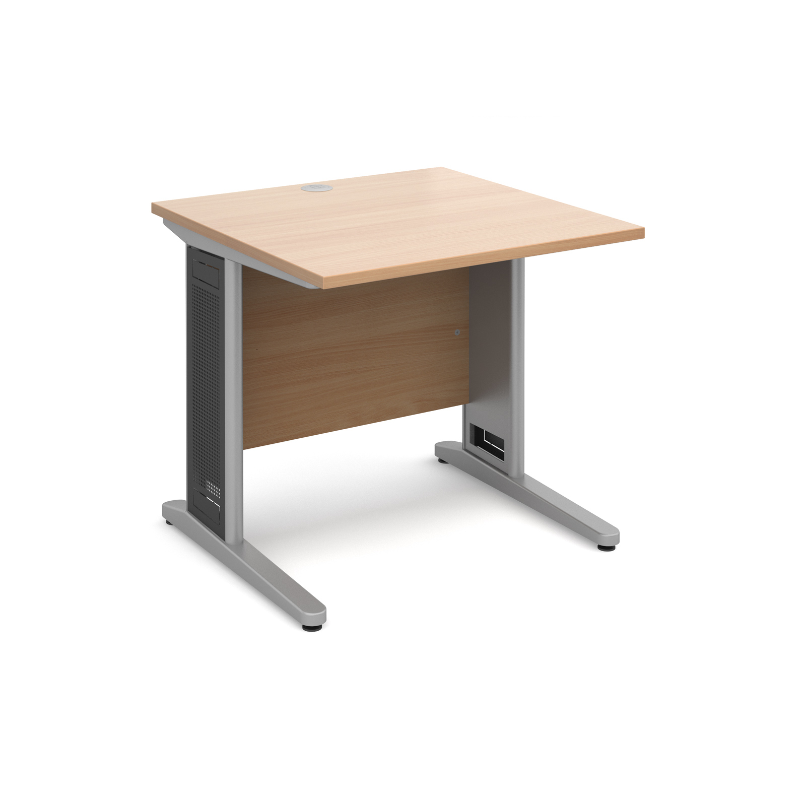 Dams Largo Straight Office Desk