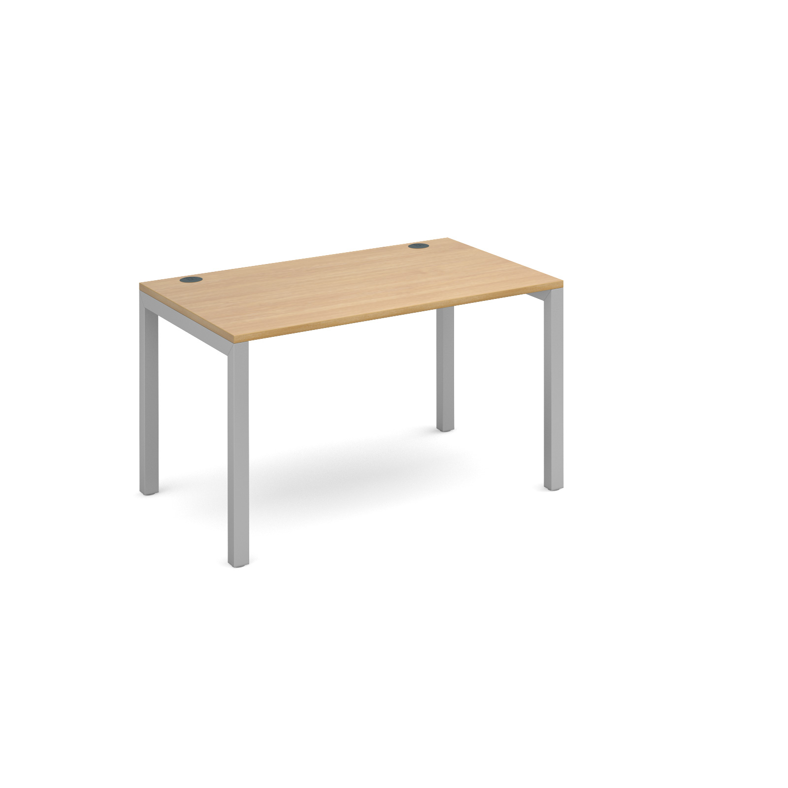 Dams Connex Oak Single Bench Desk