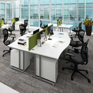 Office Desks  by Range