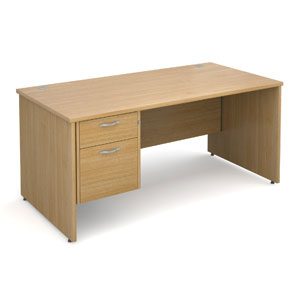 Oak  Office Desks