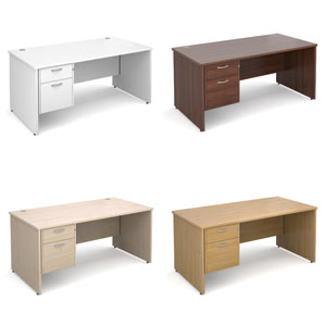 Office Desks  by Colour