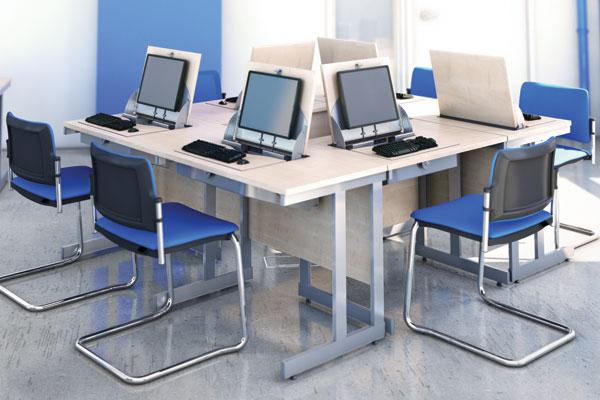 LP Smart Top  Monitor Desk