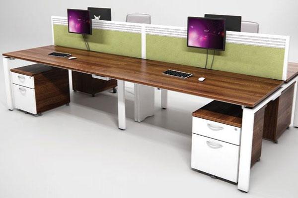 Aura Bench Desks Premium Range