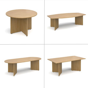 Meeting Tables  by Shape