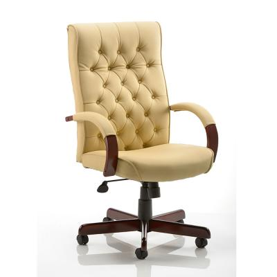 Chesterfield Executive Office Chair