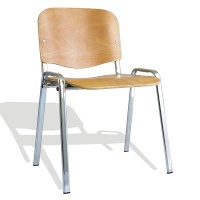 ISO Beech Stacking Chair