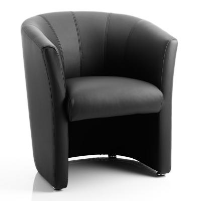 Neo Leather Tub Chair