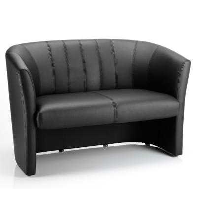 Neo Leather Tub Sofa