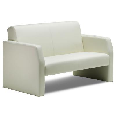 Oracle Leather Reception Sofa