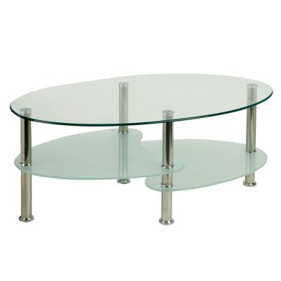 Berlin Glass Coffee Table