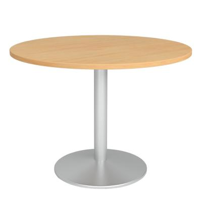 LP Round Meeting Table | Column Base