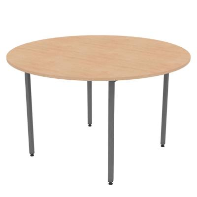 LP Round Table - Square Legs