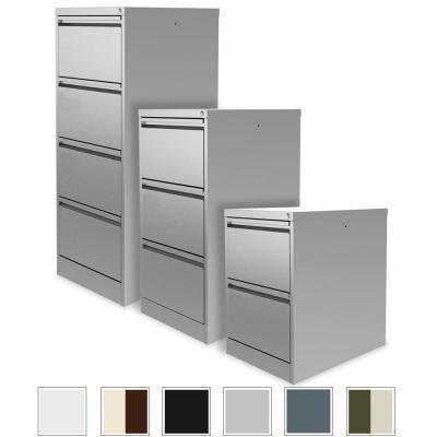 Silverline M:Line Filing Cabinet
