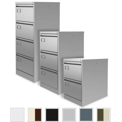 Silverline Executive Filing Cabinet