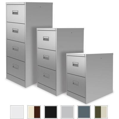 Silverline Midi Filing Cabinet