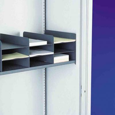 Silverline Letter Compartment Shelf