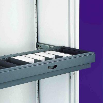 Silverline Pull Out Slotted Drawer