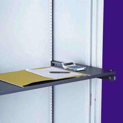 Silverline Tambour Cupboard Pull Out Shelf
