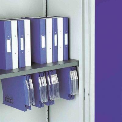 Silverline Plain Shelf Single Pack
