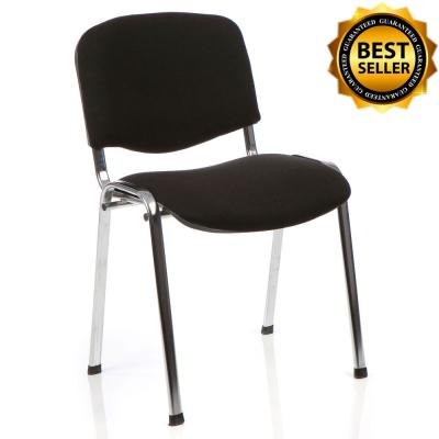 ISO Chrome Frame Stacking Chair (Set of 4)