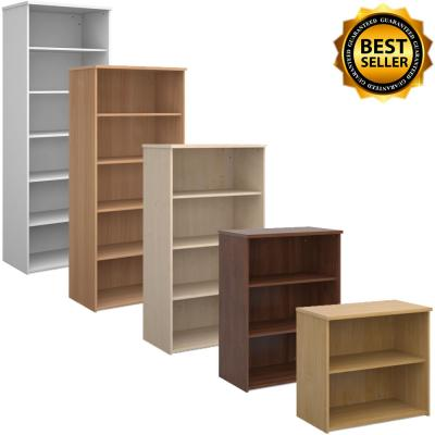 Dams Office Bookcase - Contract