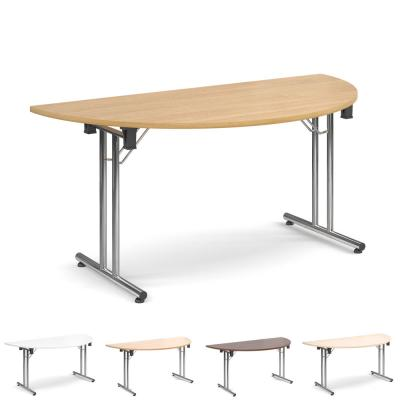 Dams Flexi Folding Table - Semi Circle