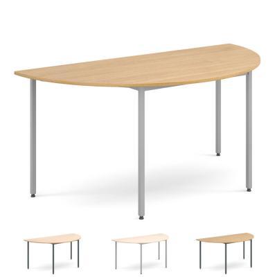 Dams Flexi Table - Semi Circle