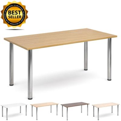 Dams Flexi Chrome Leg Table - Rectangle