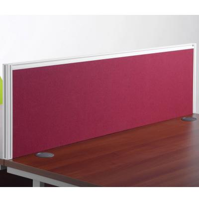 Dams Adv Desk Mounted Fabric Screen