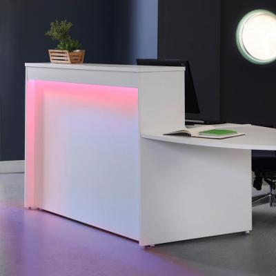 Dams Welcome Reception Desk LED Lighting Only