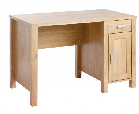 Oak Effect Home Office Desk