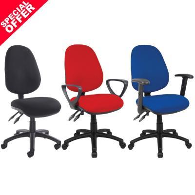 Vantage 2 Lever Operators Chair