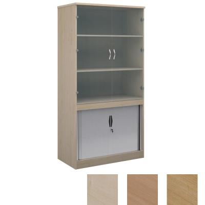 Active Combination Cupboard | Premium Glazed