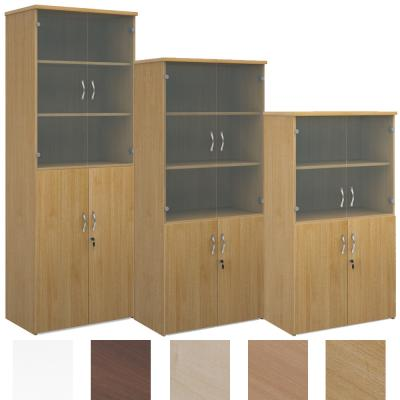 Active Combination Cupboard | Classic Glazed