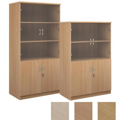 Active Combination Cupboard | Deluxe Glazed