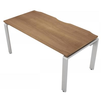 LP Aura Single Bench Desk