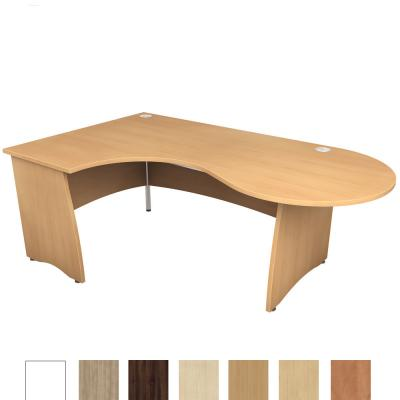 LP Curve | Corner Conference Desk